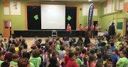 L'équipe Subway-Groupe Vincent remet 26 900$ aux écoles primaires du coin! chez Avantage Honda à Shawinigan