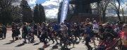 Bravo aux petits super héros de la course IronBen! chez Hyundai Shawinigan à Shawinigan