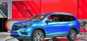 Le Honda Pilot 2016 disponible au début de l'été chez Avantage Honda à Shawinigan