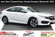 2017 Honda Civic Hatchback Sport - HS