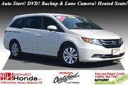 2016 Honda Odyssey TOURING - Low KM's!