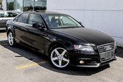 Audi A4 2.0T*99$/SEM*GARANTIE 3 ANS/60 000 KM* 2011 *99$/SEM*GARANTIE 3 ANS/60 000 KM*