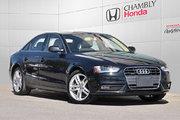 Audi A4 Technik*QUATTRO*NAV*CUIR 2014 *129$/SEM*GARANTIE 3 ANS/60 000 KM*