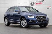 Audi Q5 2.0L Progressiv*CUIR*TOIT 2014 *118$/SEM*GARANTIE 3 ANS/60 000 KM*