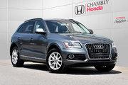 2014 Audi Q5 2.0T KOMFORT*QUATTRO*CUIR