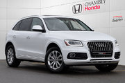 Audi Q5 2.0T*Progressiv*CUIR*NAV*TOIT PANO 2015 *135$/SEM*GARANTIE 3 ANS/60 000 KM*