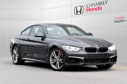 BMW 4 Series 435i xDrive * M-PACKAGE*NAVI*CUIR* 2014 *135$/SEM*GARANTIE 3 ANS/60 000 KM*