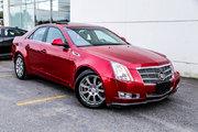 Cadillac CTS CUIR*NAV*TOIT PANO 2008 FINANCEMENT DISPONIBLE !