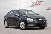 Chevrolet Cruze LT*TURBO*AUTOMATIQUE*GROUPE ELECTRIQUE 2012 *54$/SEM*GARANTIE 3 ANS/60 000 KM*