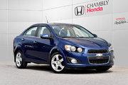 Chevrolet Sonic LT*AUTO*A/C*TOIT*MAGS*FOG 2012 FINANCEMENT DISPONIBLE !