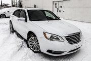 2013 Chrysler 200 Limited*73$/SEM*GARANTIE 3 ANS/60 000 KM*