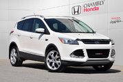 Ford Escape TITANIUM*4WD*CUIR*TOIT PANO*CAMERA 2014 *98$/SEM*GARANTIE 3 ANS/60 000 KM*