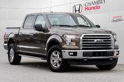 Ford F-150 XLT*XTR*4X4*CREW-CAB*ECOBOOST 2015 *149$/SEM*GARANTIE 3 ANS/60 000 KM*