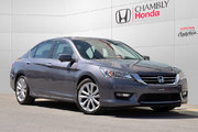 Honda Accord TOURING*NAVI*CUIR*TOIT*CAMERA 2014 *95$/SEM*GARANTIE 3 ANS/60 000 KM*