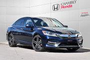 Honda Accord SPORT*TOIT*CAMERA*BLUETOOTH 2016 *91$/SEM*GARANTIE 3 ANS/60 000 KM*