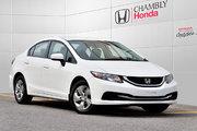 2014 Honda Civic LX*AUTO*A/C*BLUETOOTH*