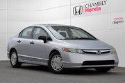Honda Civic DX-G*TOUJOURS ENTRENUE AU CONCESSIONNAIRE!!* 2008 *NOUVEL ARRIVAGE!!*