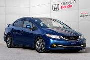 Honda Civic LX*AUTO*A/C*BLUETOOTH 2013 *59$/SEM*GARANTIE 3 ANS/60 000 KM*