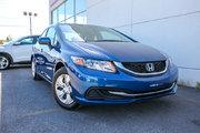 Honda Civic LX*63$/SEM*GARANTIE 3 ANS/60 000 KM* 2014 *63$/SEM*GARANTIE 3 ANS/60 000 KM*