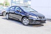 2014 Honda Civic LX*64$/SEM*GARANTIE 3 ANS/60 000 KM*