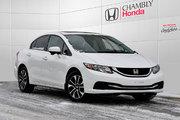 Honda Civic EX*AUTO*TOIT*MAGS*CAMERA*BLUETOOTH 2014 *73$/SEM*GARANTIE 3 ANS/60 000 KM*