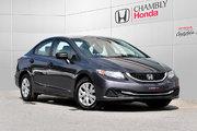 2014 Honda Civic DX*MANUELLE*VITRES ELECTRIQUE