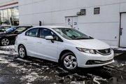 2015 Honda Civic LX*71$/SEM*GARANTIE 3 ANS/60 000 KM*