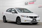 Honda Civic EX*AUTO*TOIT*MAGS*CAMERA 2015 *61$/SEM*GARANTIE 3 ANS/60 000 KM*