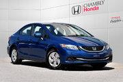 2015 Honda Civic LX*AUTO*A/C*BLUETOOTH*CAMERA