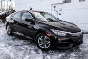 Honda Civic LX*83$/SEM*GARANTIE 3 ANS/60 000 KM* 2017 LX*83$/SEM*GARANTIE 3 ANS/60 000 KM*