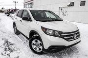 Honda CR-V LX AWD*99$/SEM*GARANTIE 3 ANS/60 000 KM* 2013 *99$/SEM*GARANTIE 3 ANS/60 000 KM*