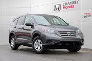 Honda CR-V LX*AWD*BLUETOOTH*SIEGES CHAUFFANTS 2013 *89$/SEM*GARANTIE 3 ANS/60 000 KM*
