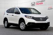 Honda CR-V LX*AWD*BLUETOOTH*CAMERA 2014 *83$/SEM*GARANTIE 3 ANS/60 000 KM*