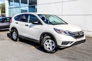 Honda CR-V LX 2015 *NOUVEL ARRIVAGE!!*