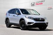 Honda CR-V LX*A/C*BLUETOOTH*CAMERA 2015 *73$/SEM*GARANTIE 3 ANS/60 000 KM*