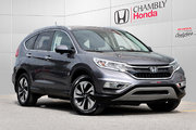 2015 Honda CR-V TOURING*CUIR*NAV*TOIT*CAMERA*BLUETOOTH