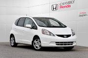 Honda Fit LX* MANUELLE*A/C*GROUPE ELECT 2014 *59$/SEM*GARANTIE 3 ANS/60 000 KM*