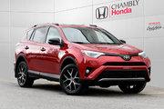 2017 Toyota RAV4 SE*AWD*CUIR*TOIT*CAMERA*BLUETOOTH*HITCH