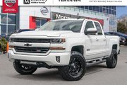 2017 Chevrolet Silverado 1500 LT Z71 4x4 AFTERMARKET RIMS BIG TIRES