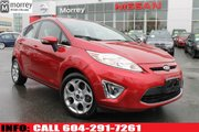 2011 Ford Fiesta SES AUTO NO ACCIDENTS