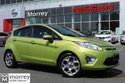 2012 Ford Fiesta SES AUTO NO ACCIDENTS
