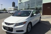 2012 Honda Civic Cpe EX - 6 Speed Manual