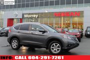 2013 Honda CR-V EX-L LEATHER LOW KMS