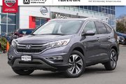 2016 Honda CR-V TOURING NAVIGATION LEATHER NO ACCIDENTS!