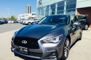 2018 Infiniti Q50 AWD Navigation Sport Sensory and ProASSIST