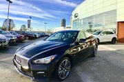 2014 Infiniti Q50 AWD Sport Technology Package