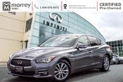 2016 Infiniti Q50 3.0t NAVIGATION SUNROOF LEATHER SALE PRICED!