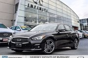 2017 Infiniti Q50 3.0t 300HP Sport Driver Assistance Package