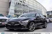 2017 Infiniti Q50 3.0t Sport Technology Package