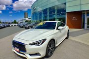2018 Infiniti Q60 Coupe 3.0t AWD 300HP ProACTIVE Pkg Fleet Cancellation